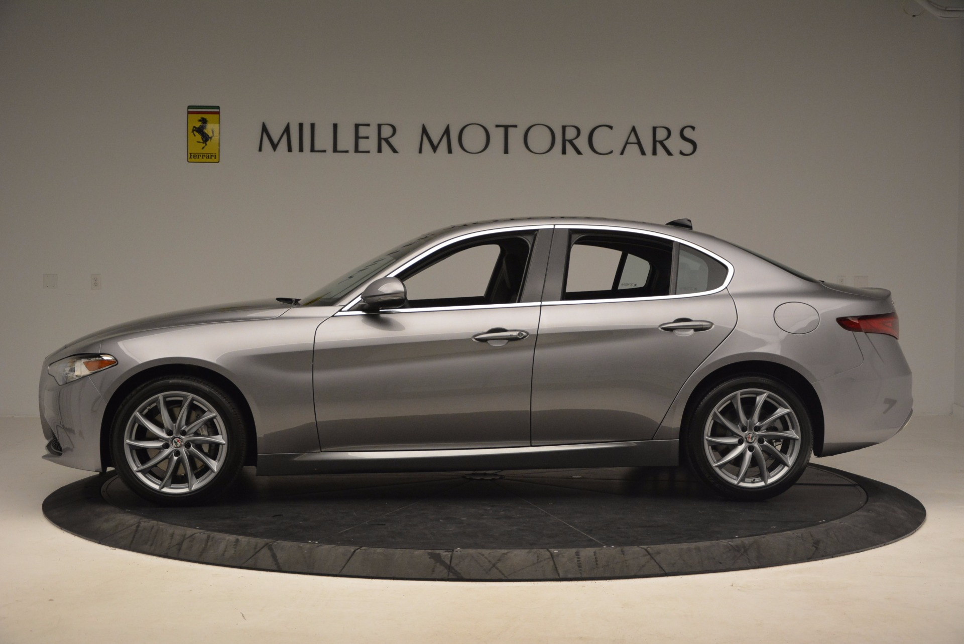 New 2017 Alfa Romeo Giulia Q4 For Sale In Westport, CT 982_p3