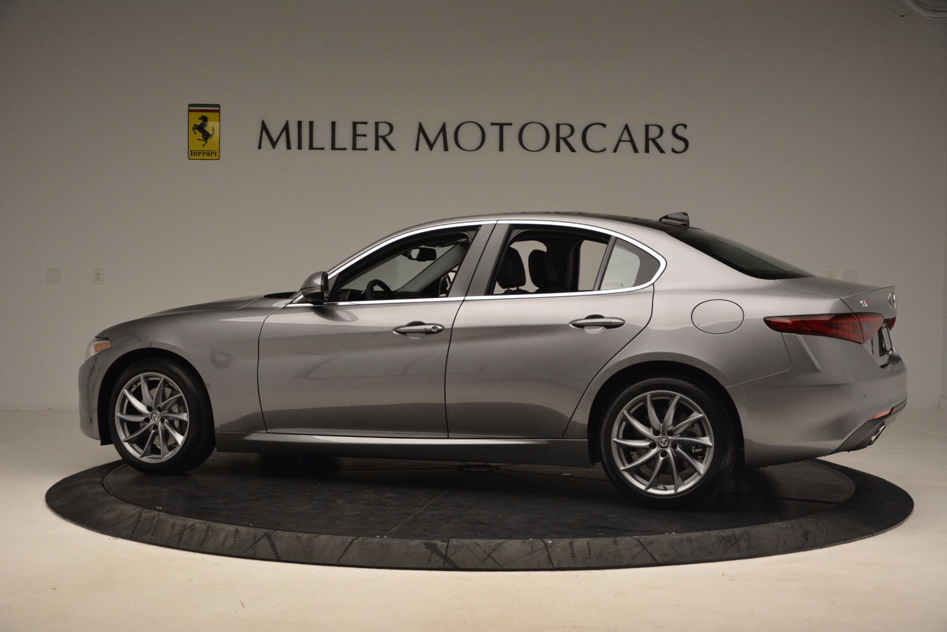 New 2017 Alfa Romeo Giulia Q4 For Sale In Westport, CT 982_p4