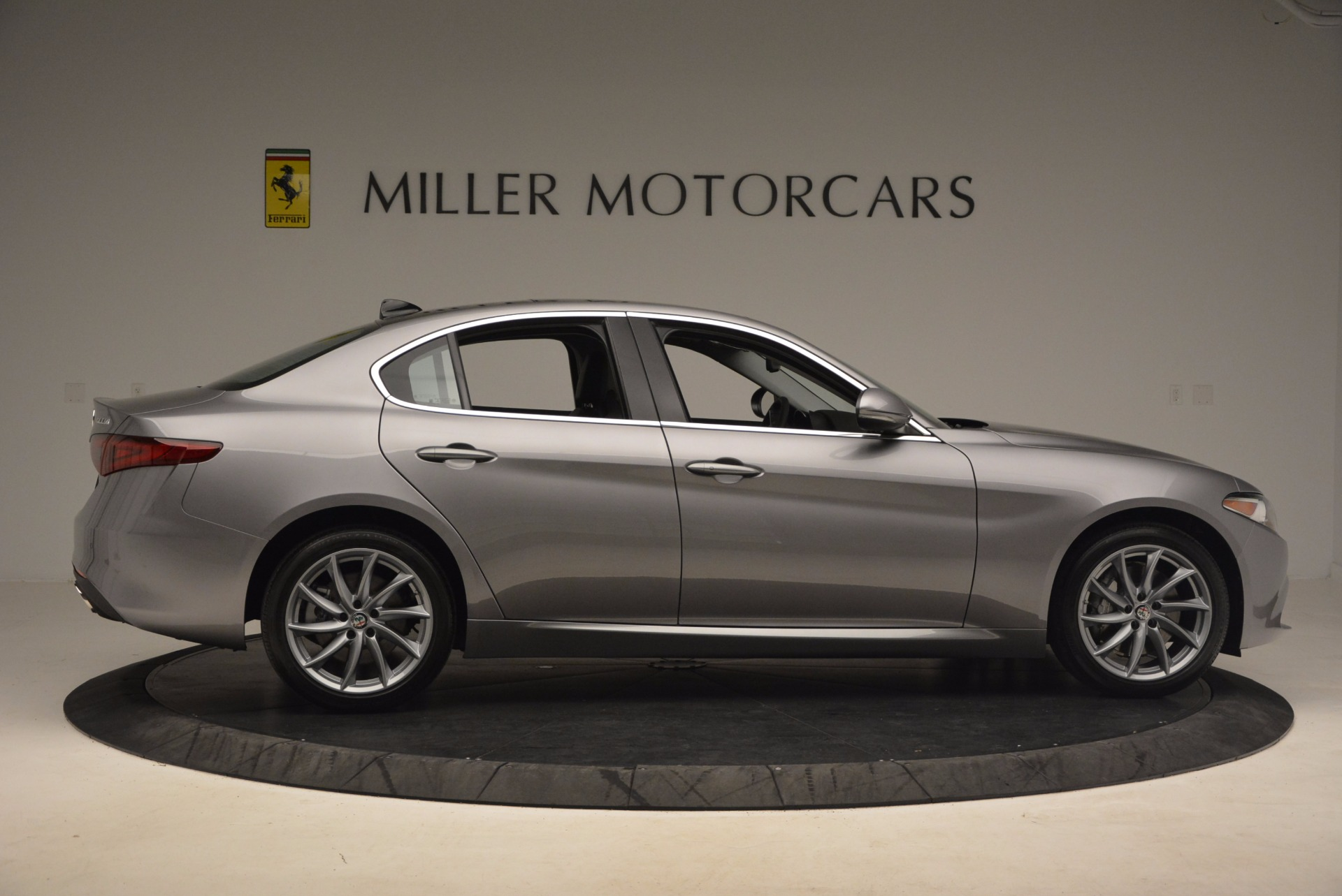 New 2017 Alfa Romeo Giulia Q4 For Sale In Westport, CT 982_p9