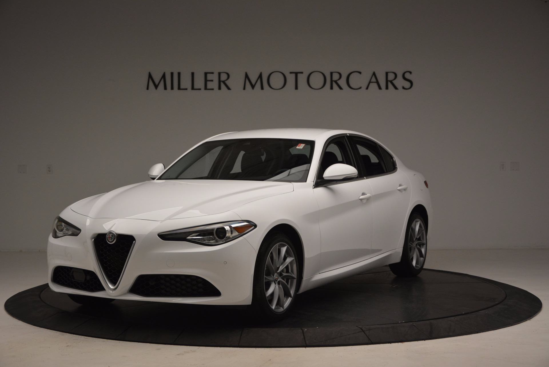 New 2017 Alfa Romeo Giulia Q4 For Sale In Westport, CT 986_main