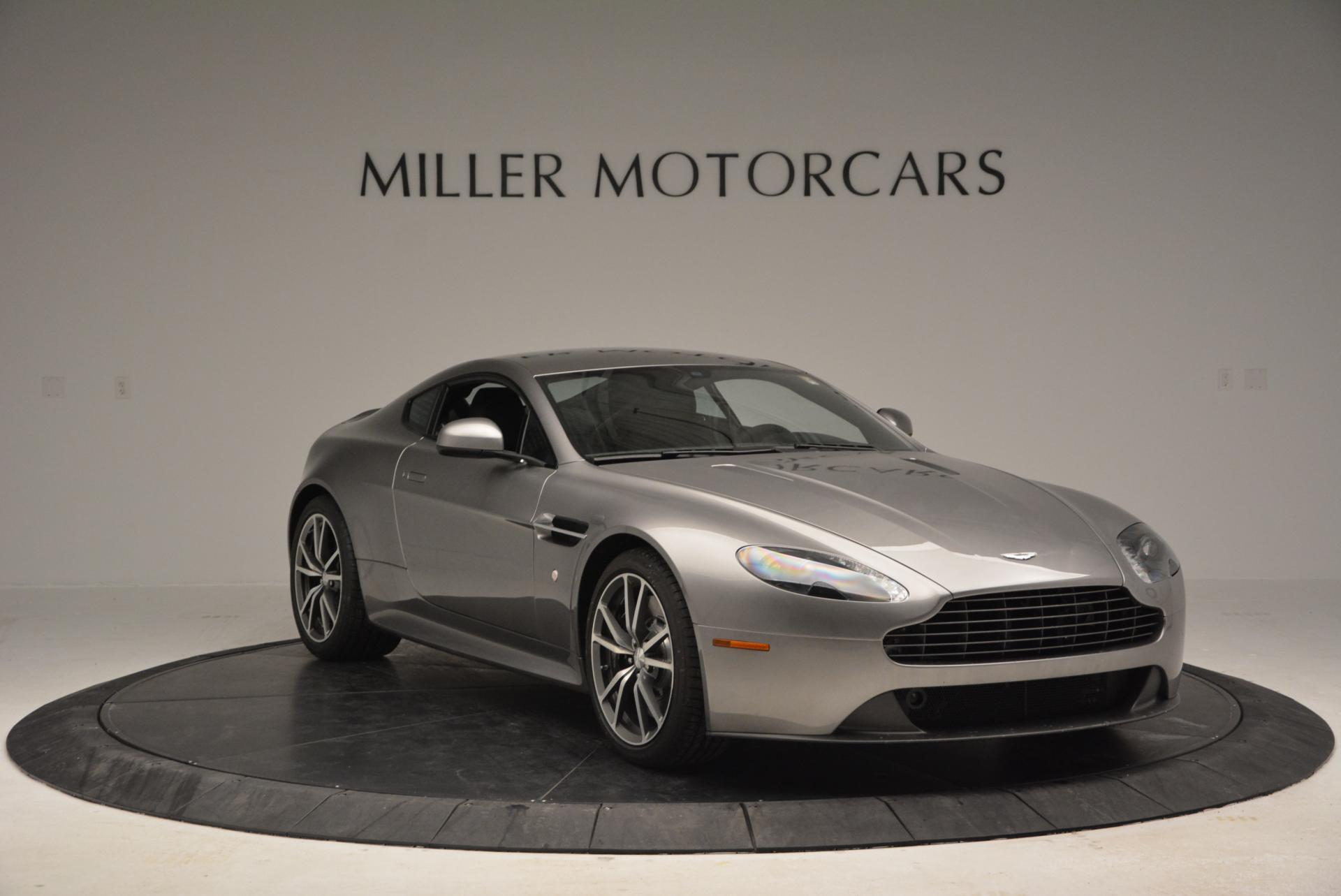 Used 2016 Aston Martin V8 Vantage GT Coupe For Sale In Westport, CT 99_p11