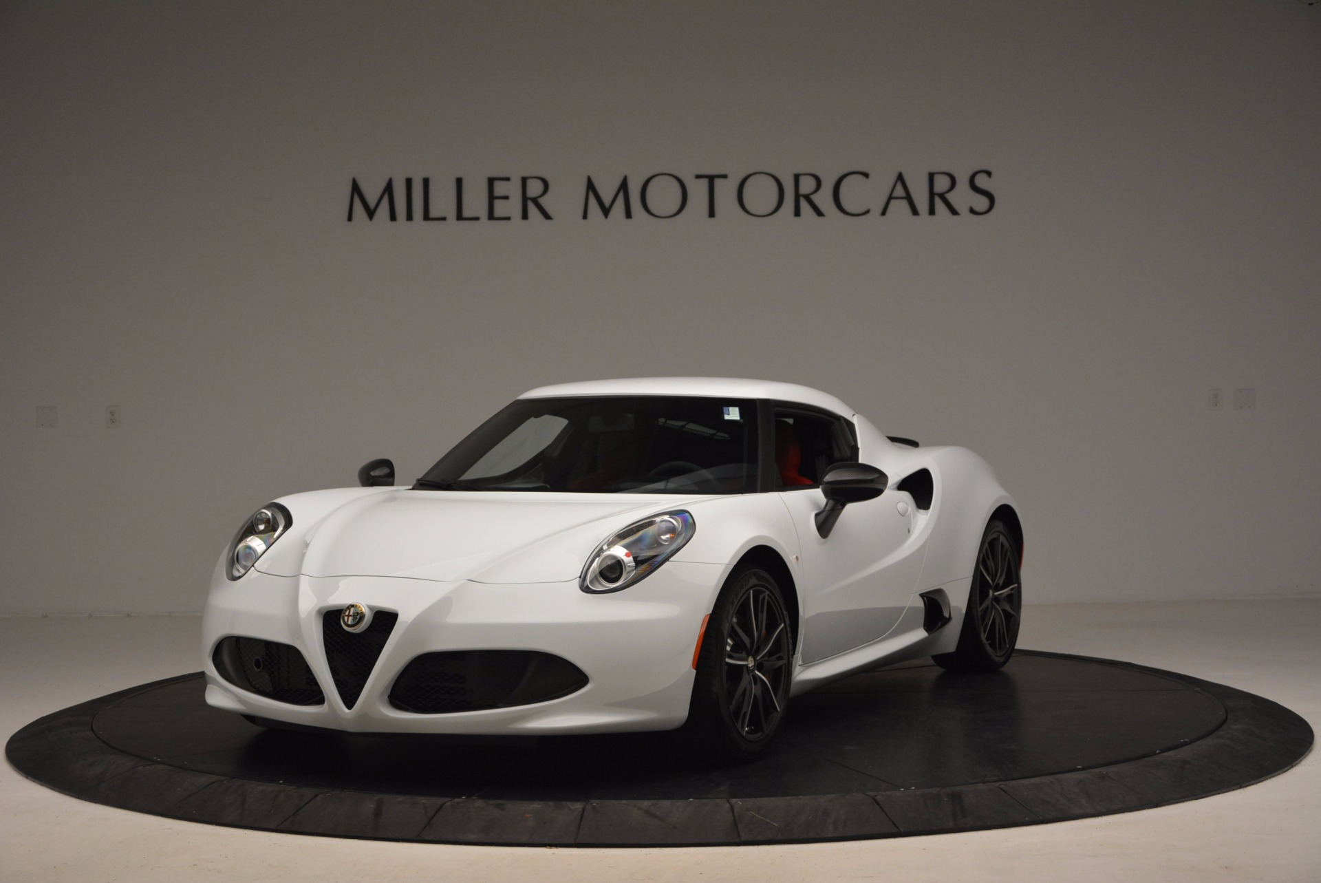New 2016 Alfa Romeo 4C Coupe For Sale In Westport, CT 990_main