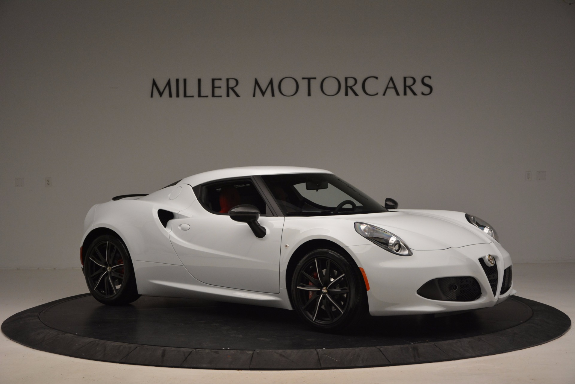 New 2016 Alfa Romeo 4C Coupe For Sale In Westport, CT 990_p10