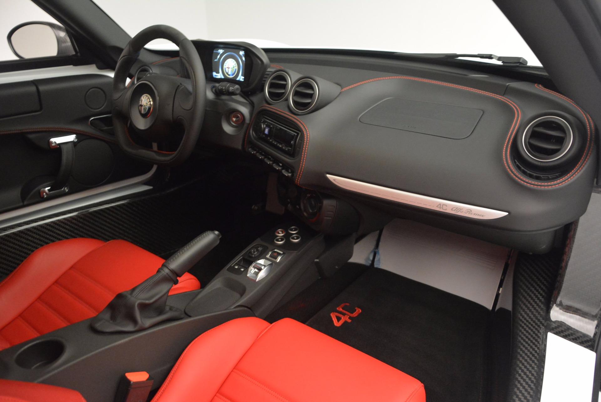New 2016 Alfa Romeo 4C Coupe For Sale In Westport, CT 990_p17