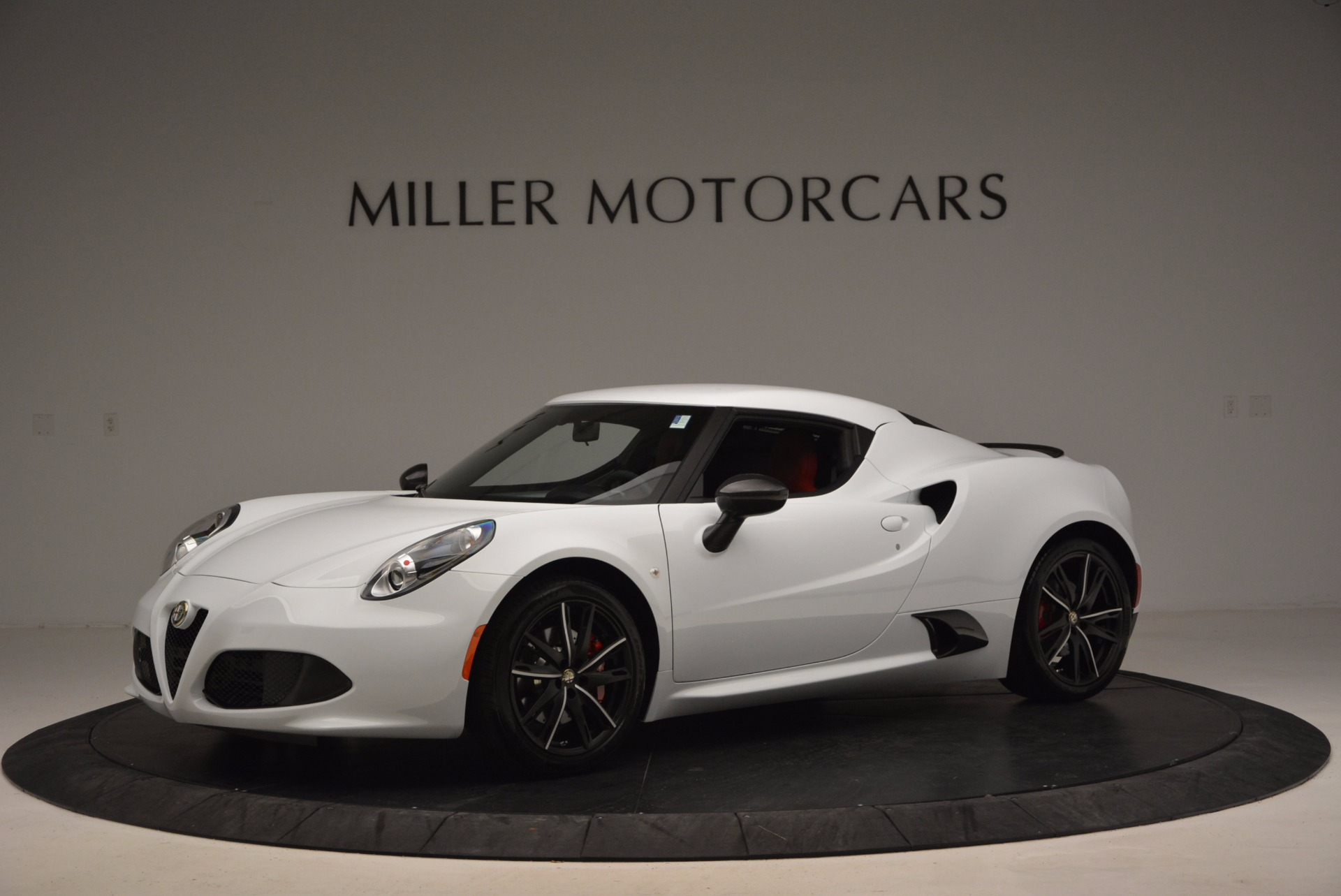 New 2016 Alfa Romeo 4C Coupe For Sale In Westport, CT 990_p2
