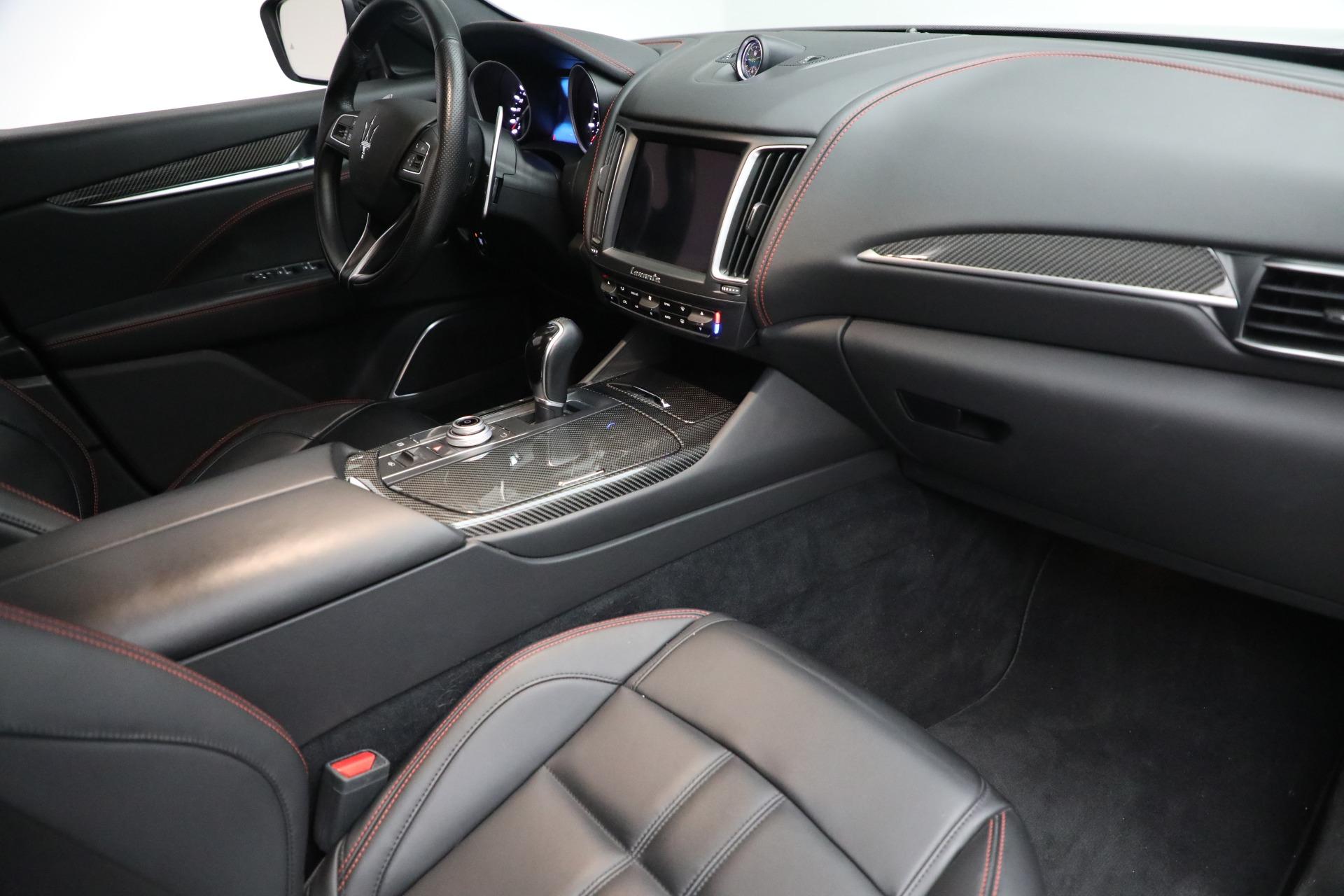 New 2017 Maserati Levante S For Sale In Westport, CT 991_p18