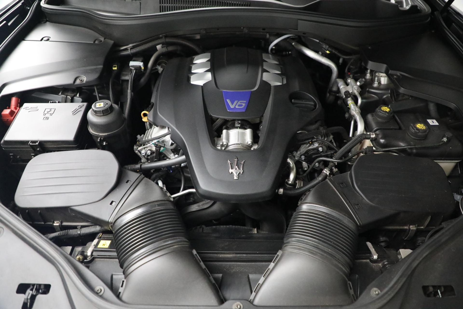 New 2017 Maserati Levante S For Sale In Westport, CT 991_p24