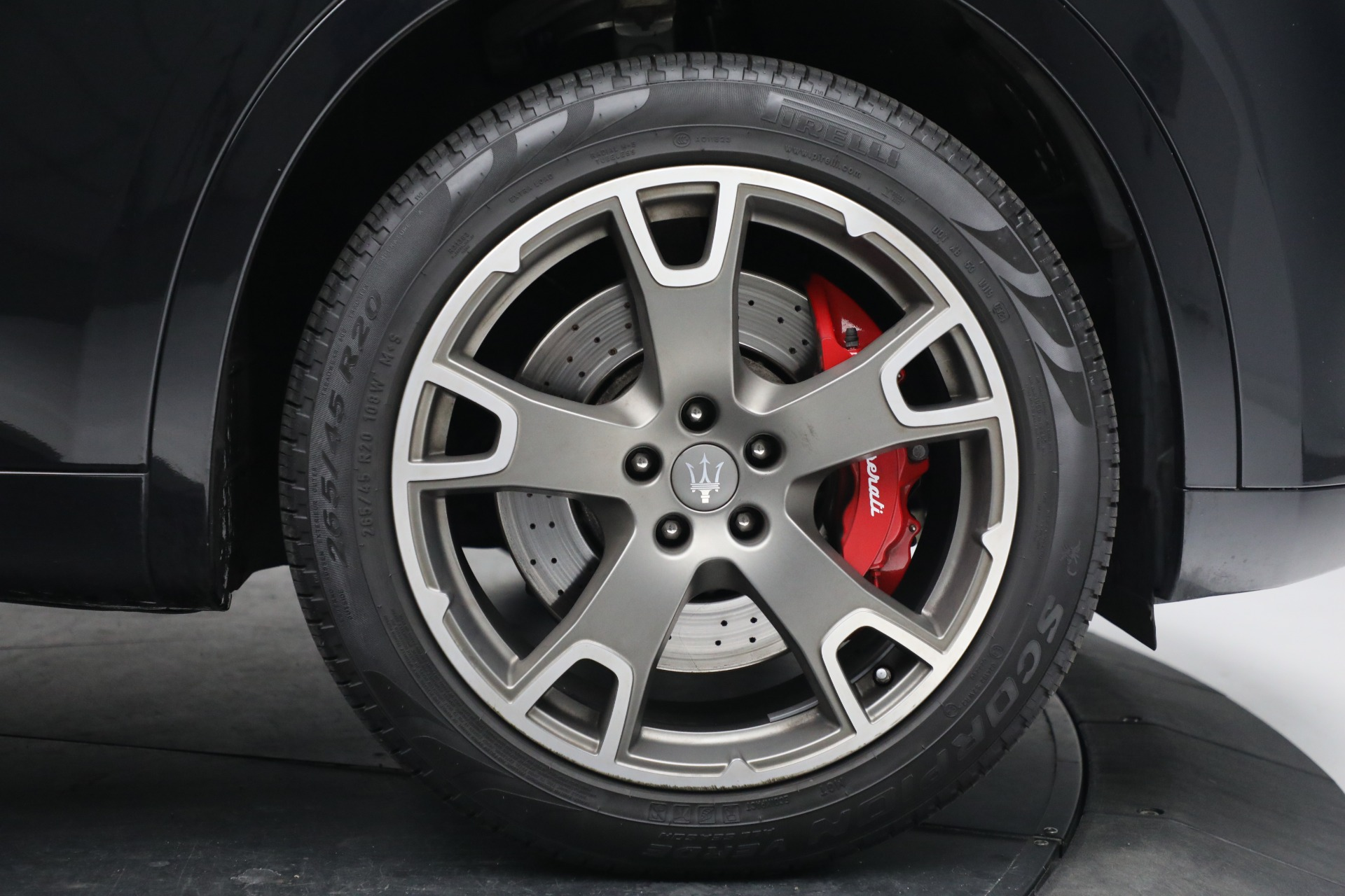 New 2017 Maserati Levante S For Sale In Westport, CT 991_p25