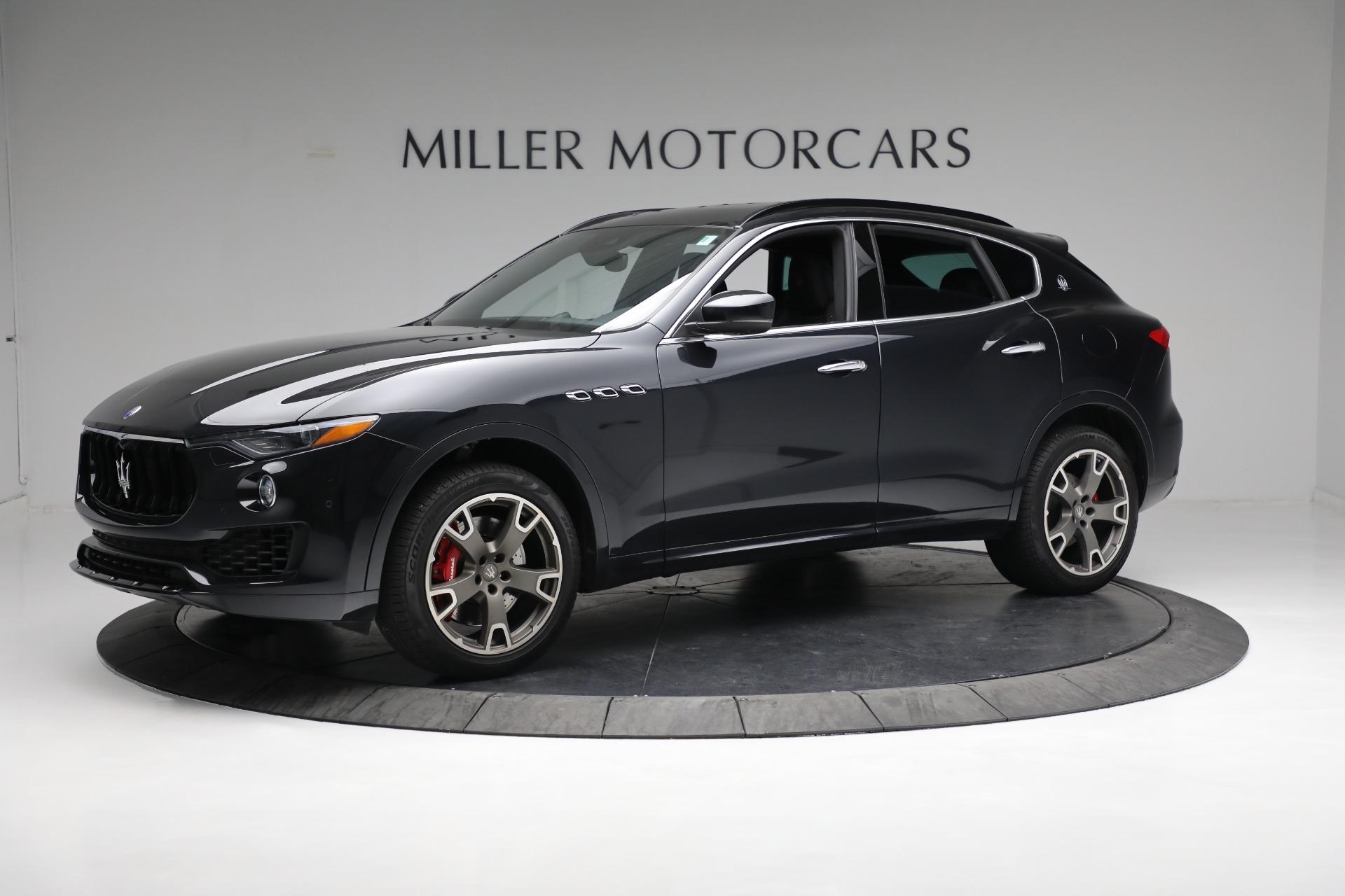 New 2017 Maserati Levante S For Sale In Westport, CT 991_p2