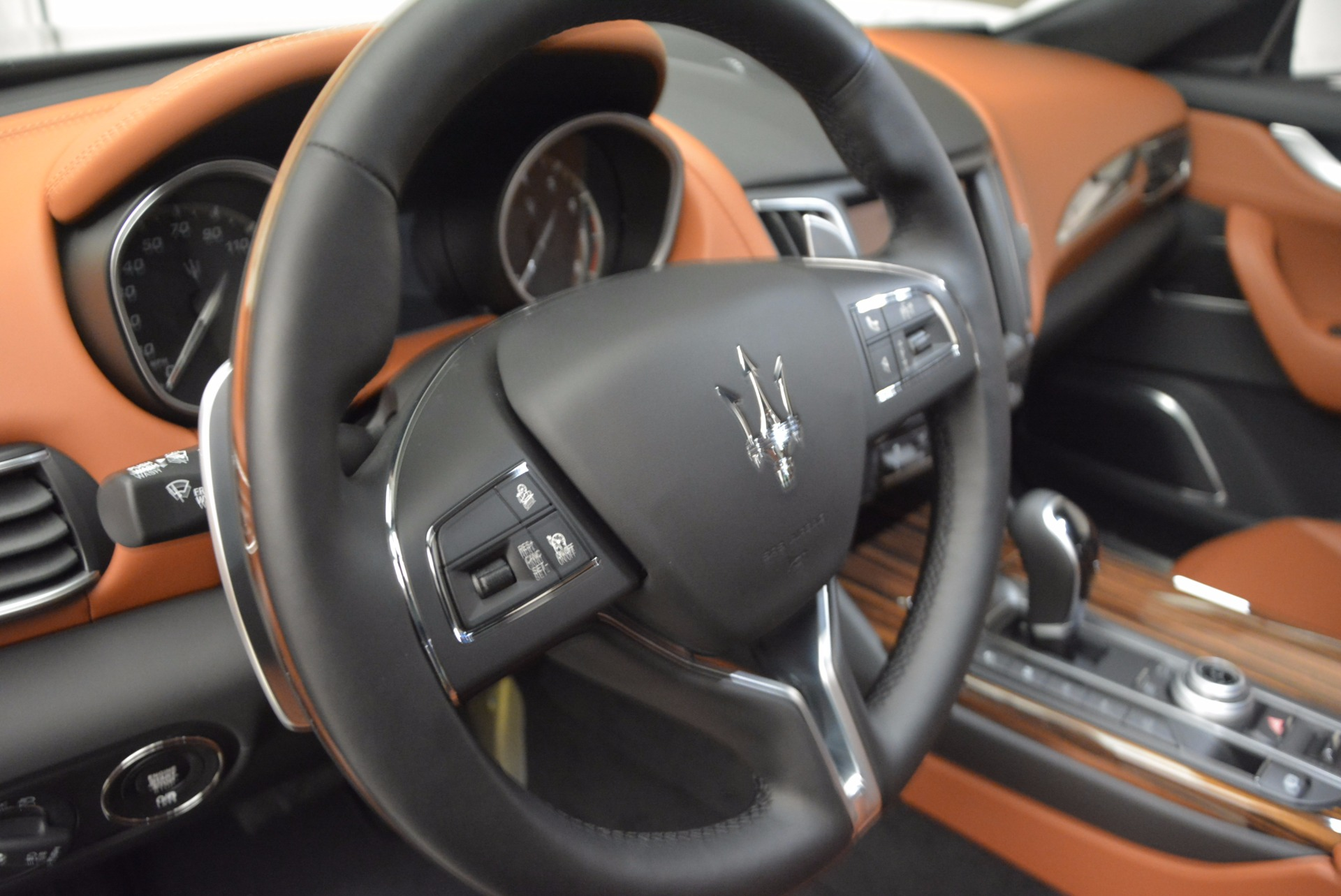 New 2017 Maserati Levante  For Sale In Westport, CT 992_p16
