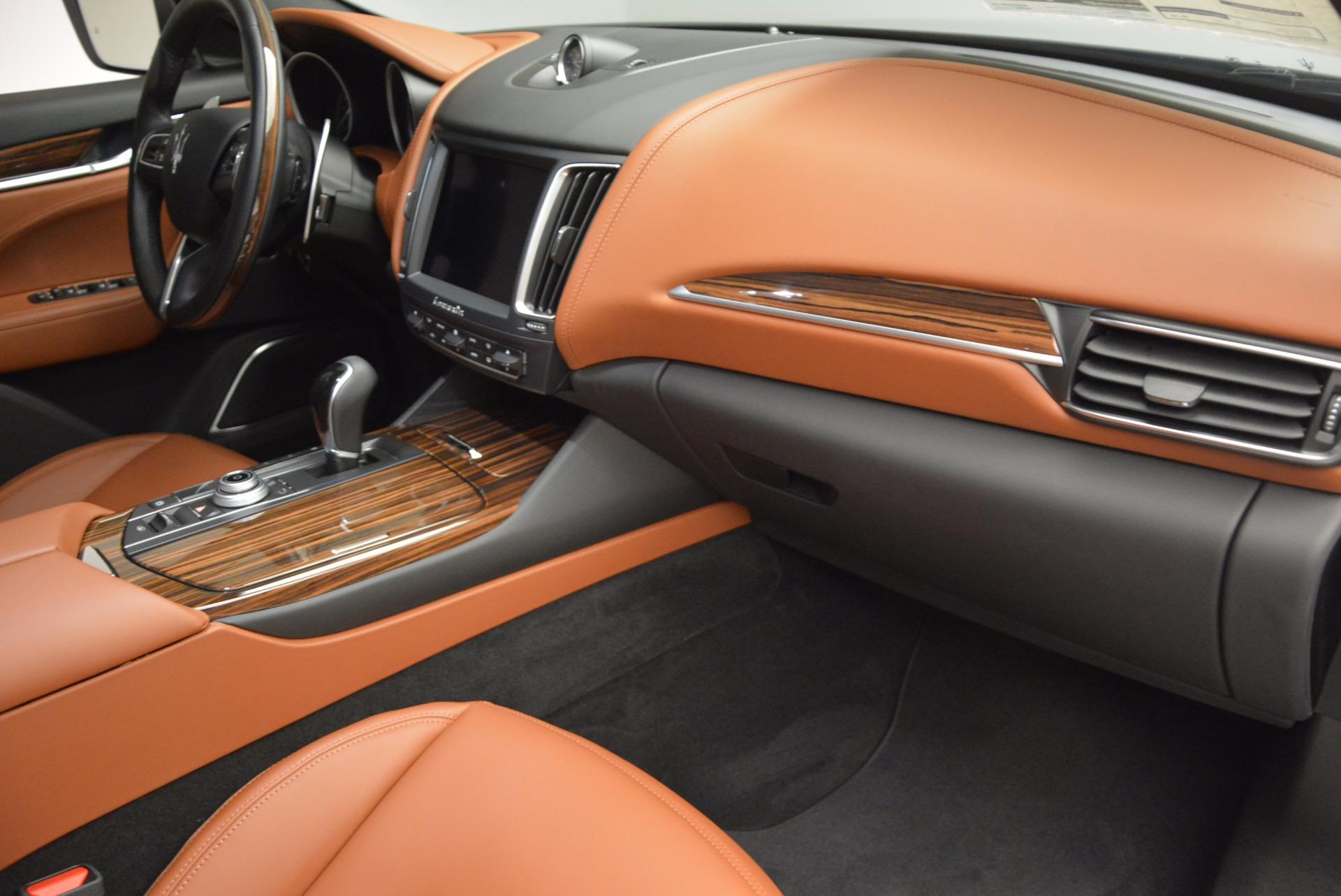 New 2017 Maserati Levante  For Sale In Westport, CT 992_p22