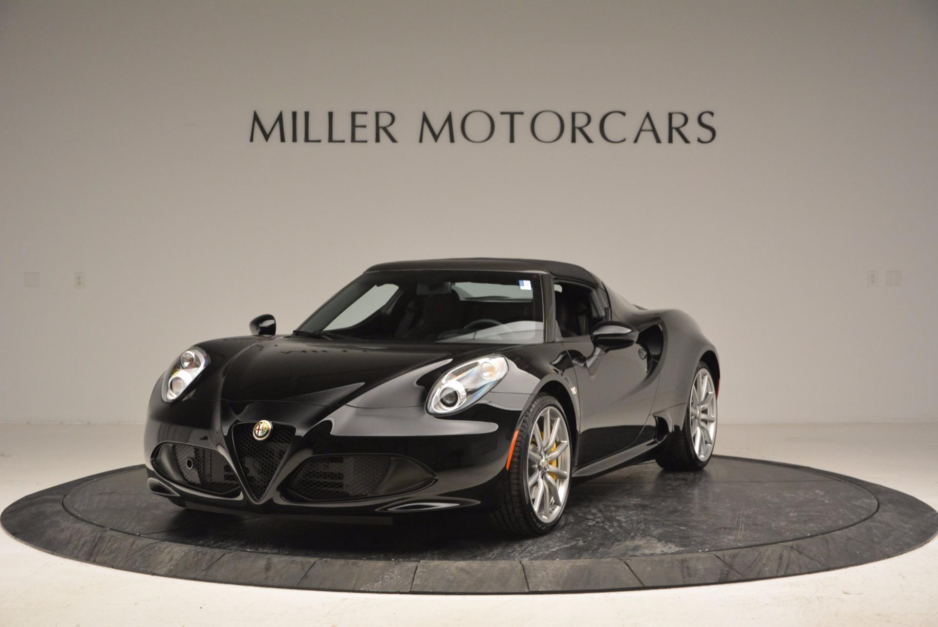 New 2016 Alfa Romeo 4C Spider For Sale In Westport, CT 993_p13