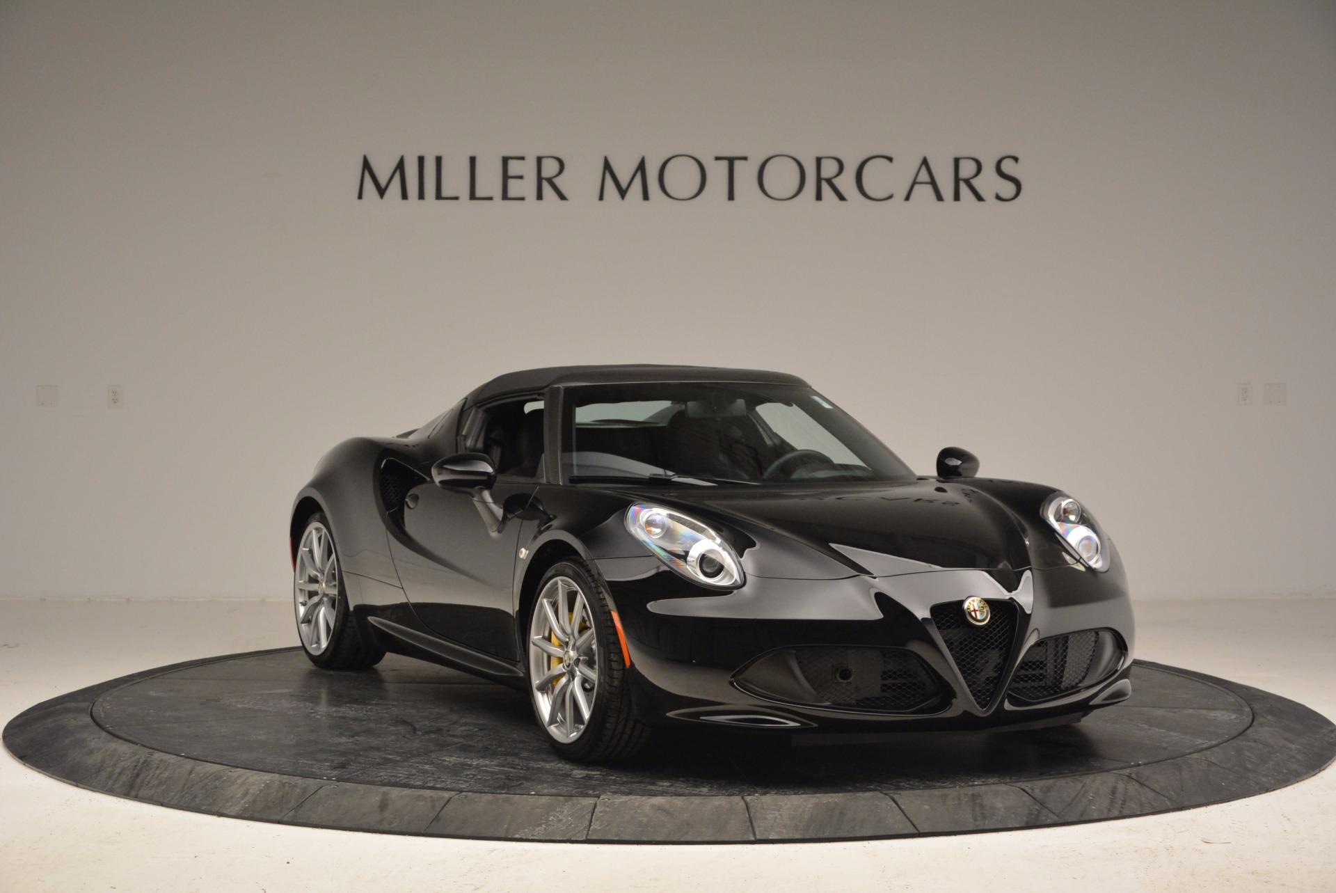 New 2016 Alfa Romeo 4C Spider For Sale In Westport, CT 993_p23