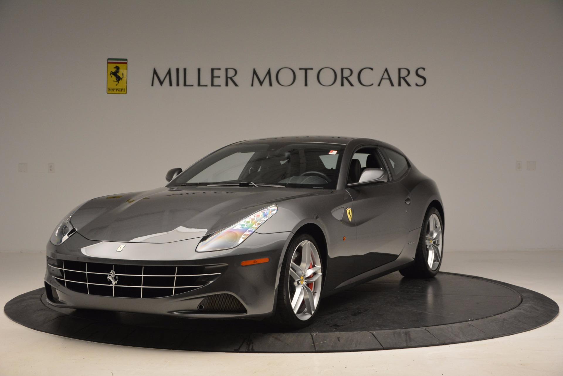 Used 2014 Ferrari FF  For Sale In Westport, CT 995_main