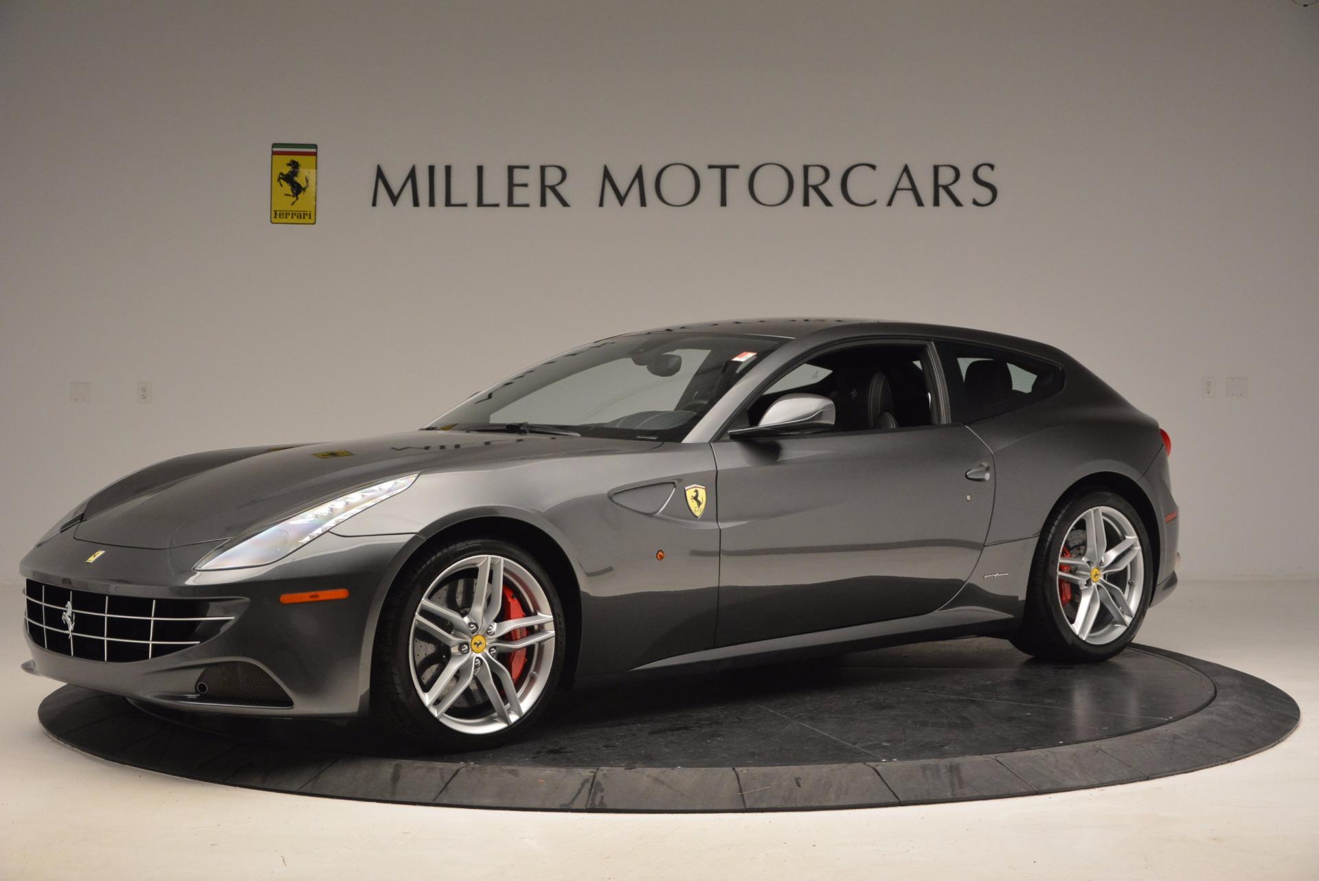 Used 2014 Ferrari FF  For Sale In Westport, CT 995_p2