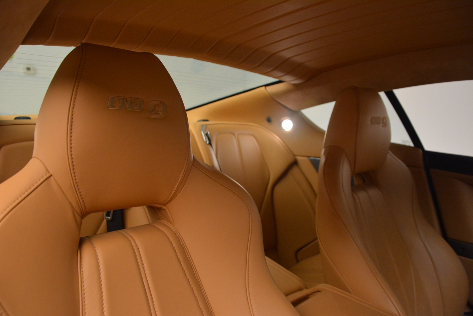 Used 2014 Aston Martin DB9  For Sale In Westport, CT 997_p16