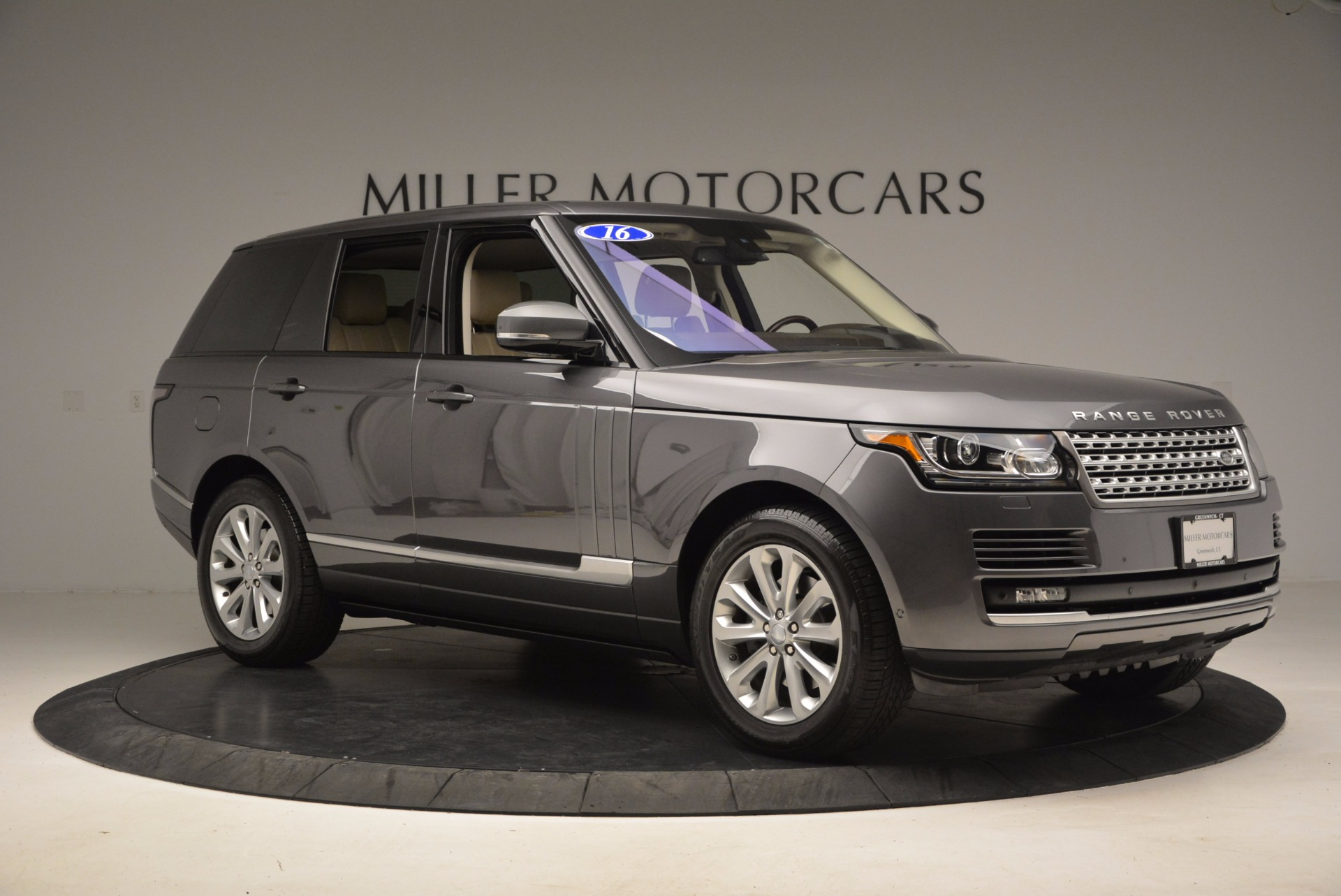 Used 2016 Land Rover Range Rover HSE TD6 For Sale In Westport, CT 999_p10