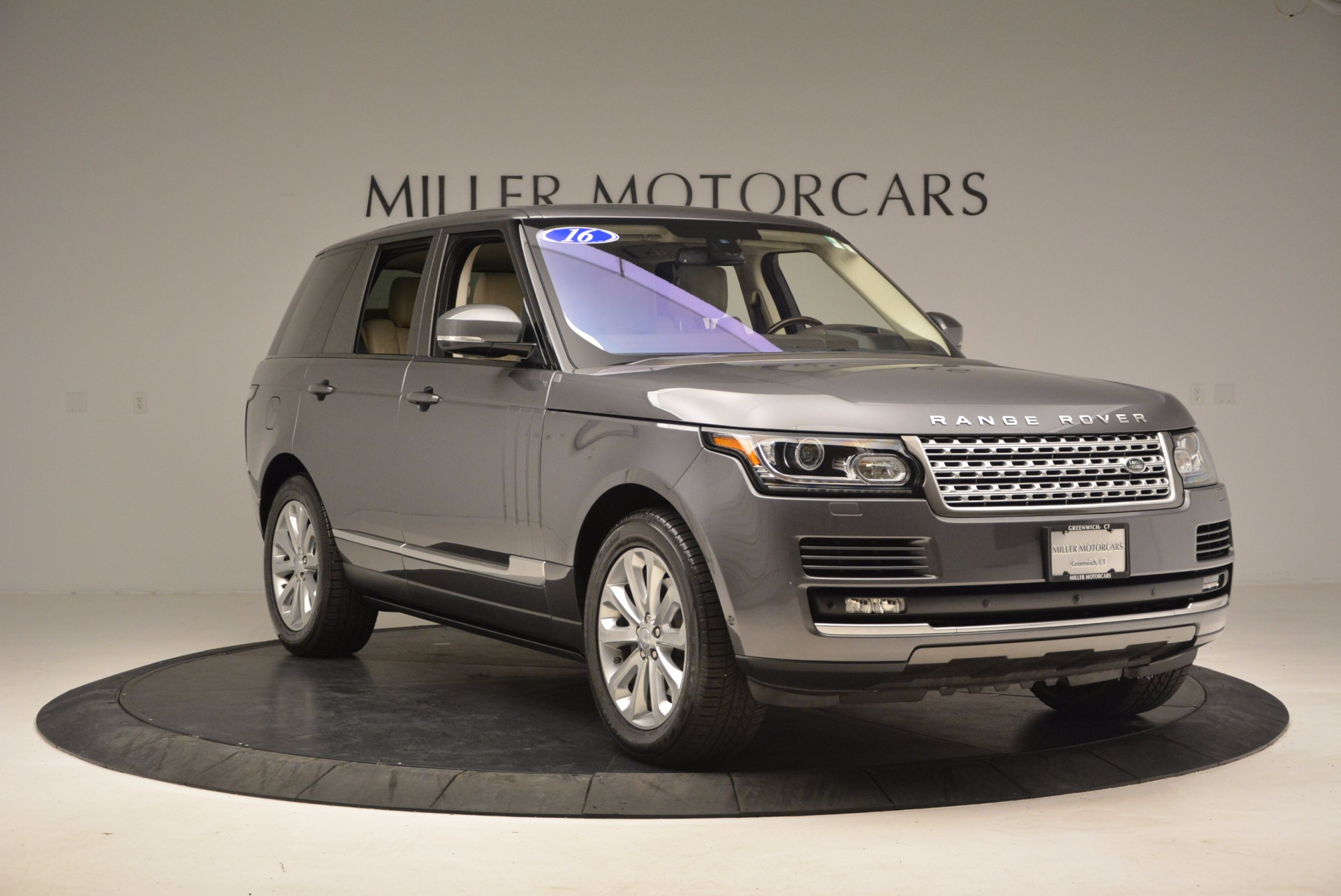 Used 2016 Land Rover Range Rover HSE TD6 For Sale In Westport, CT 999_p11