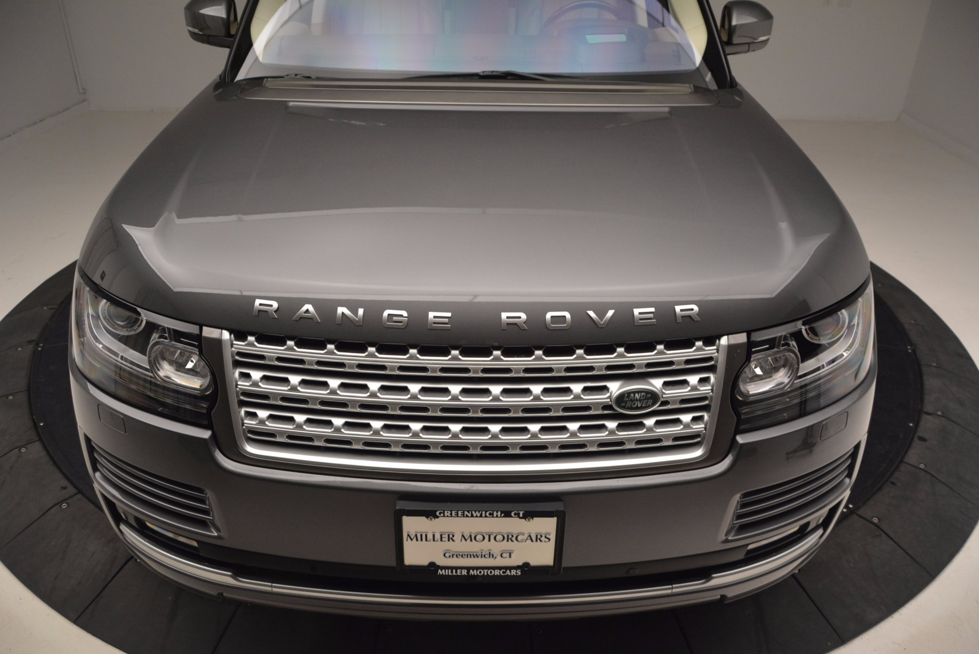 Used 2016 Land Rover Range Rover HSE TD6 For Sale In Westport, CT 999_p13