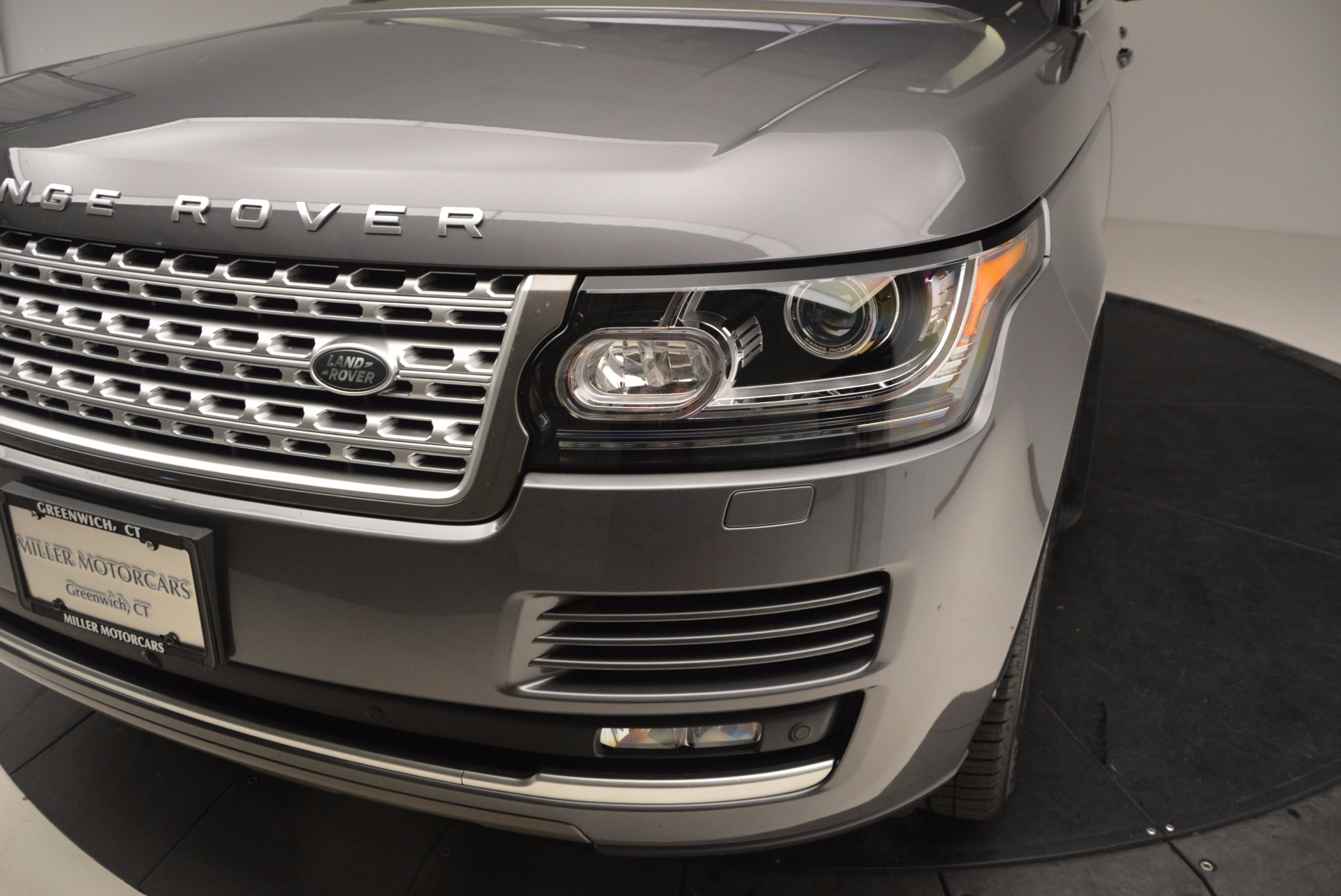 Used 2016 Land Rover Range Rover HSE TD6 For Sale In Westport, CT 999_p14