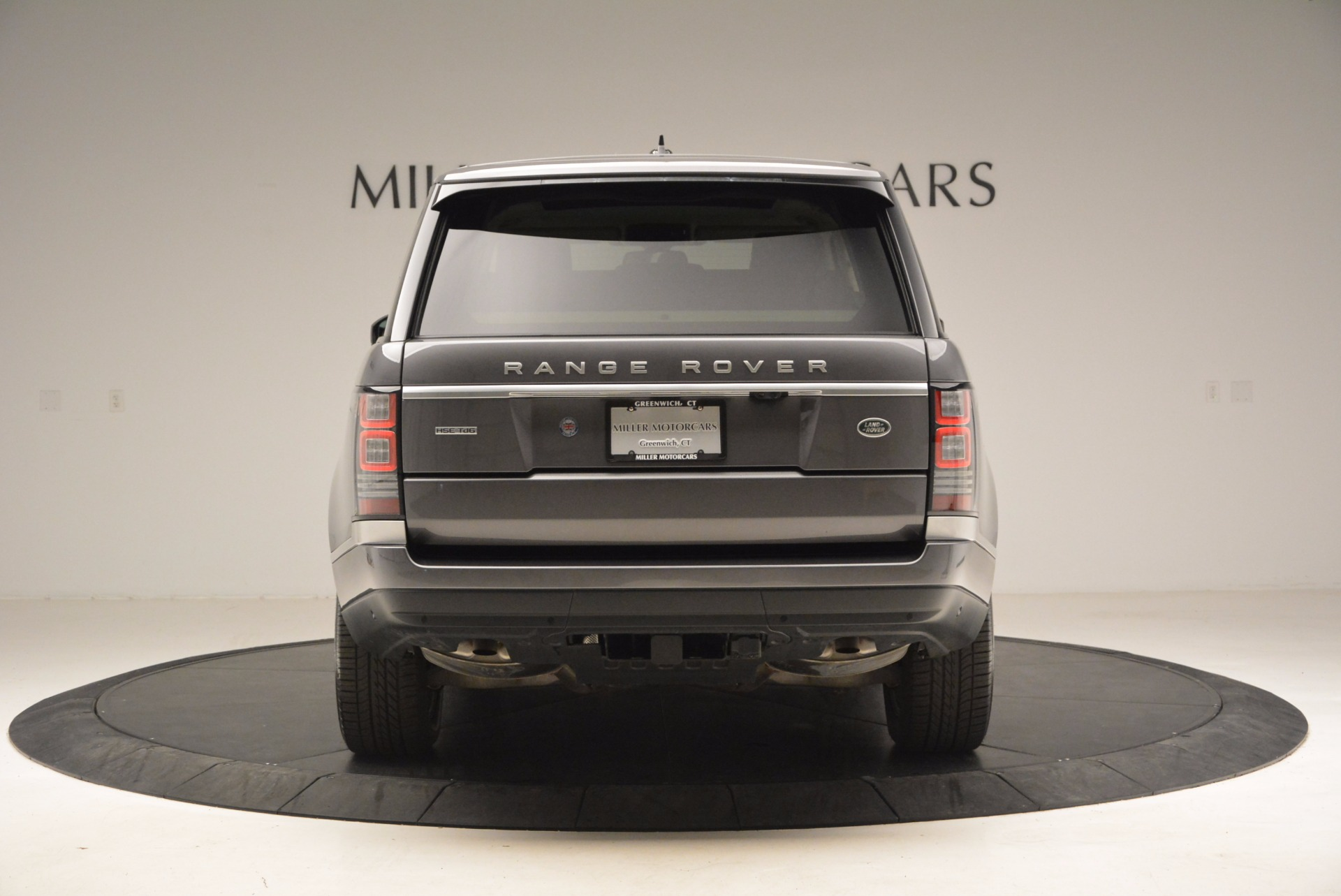 Used 2016 Land Rover Range Rover HSE TD6 For Sale In Westport, CT 999_p6