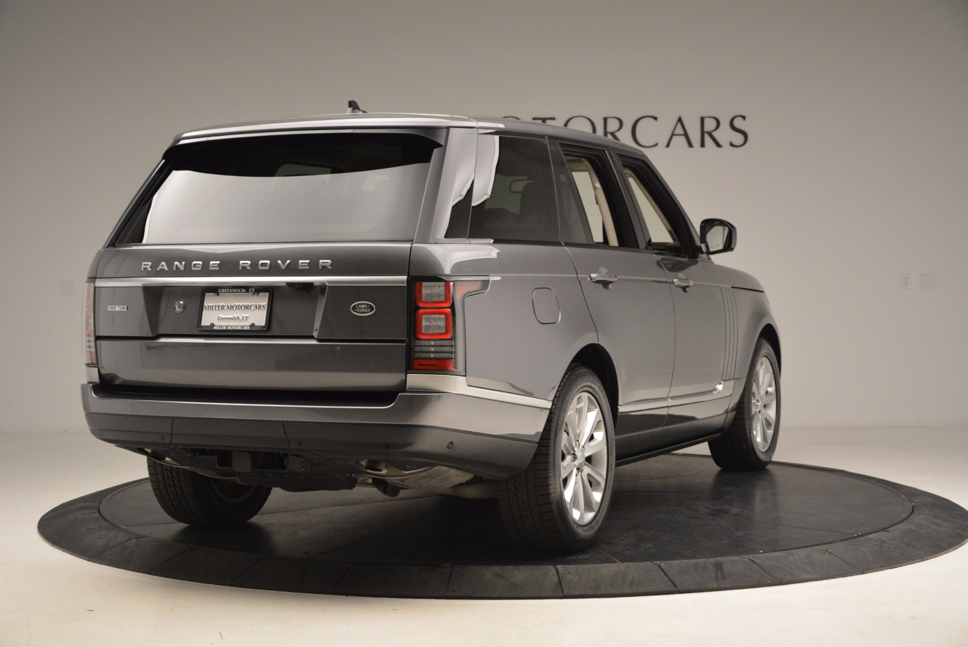 Used 2016 Land Rover Range Rover HSE TD6 For Sale In Westport, CT 999_p7