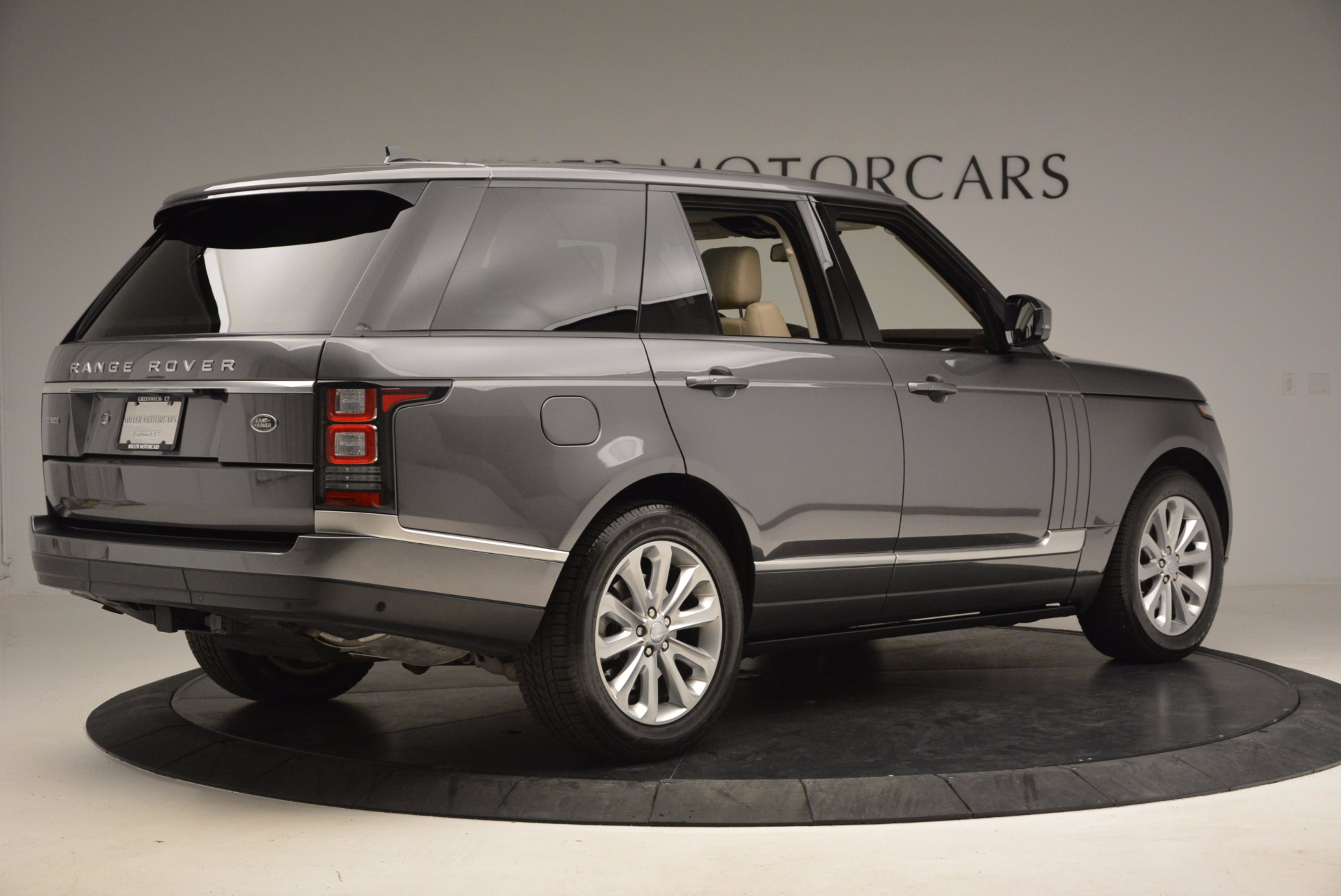 Used 2016 Land Rover Range Rover HSE TD6 For Sale In Westport, CT 999_p8