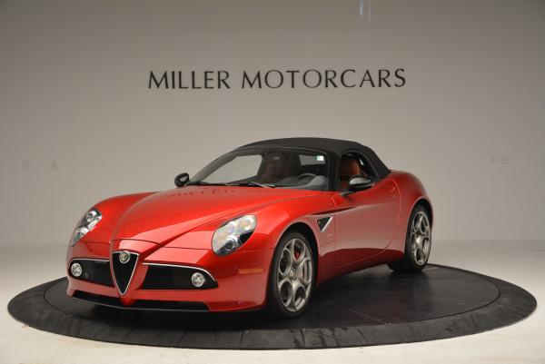 Used 2009 Alfa Romeo 8C Competizione Spider for sale Call for price at Alfa Romeo of Westport in Westport CT 06880 13