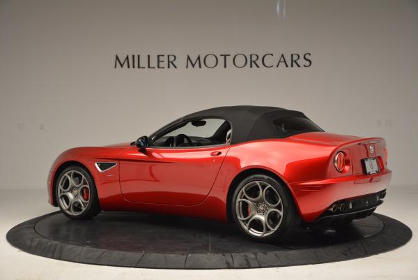 Used 2009 Alfa Romeo 8C Competizione Spider for sale Call for price at Alfa Romeo of Westport in Westport CT 06880 16