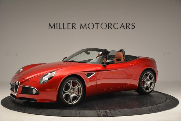 Used 2009 Alfa Romeo 8C Competizione Spider for sale Call for price at Alfa Romeo of Westport in Westport CT 06880 2