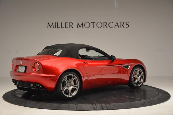 Used 2009 Alfa Romeo 8C Competizione Spider for sale Call for price at Alfa Romeo of Westport in Westport CT 06880 20