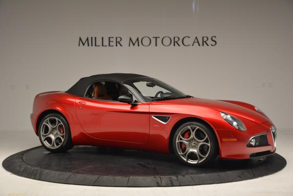 Used 2009 Alfa Romeo 8C Competizione Spider for sale Call for price at Alfa Romeo of Westport in Westport CT 06880 22