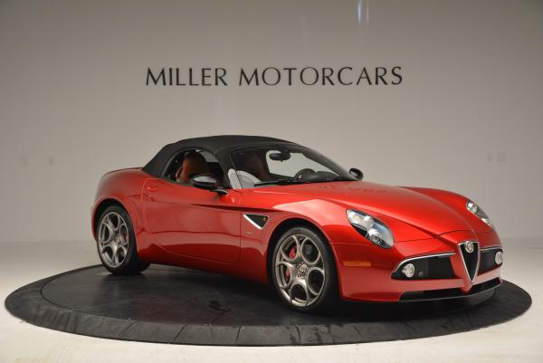 Used 2009 Alfa Romeo 8C Competizione Spider for sale Call for price at Alfa Romeo of Westport in Westport CT 06880 23