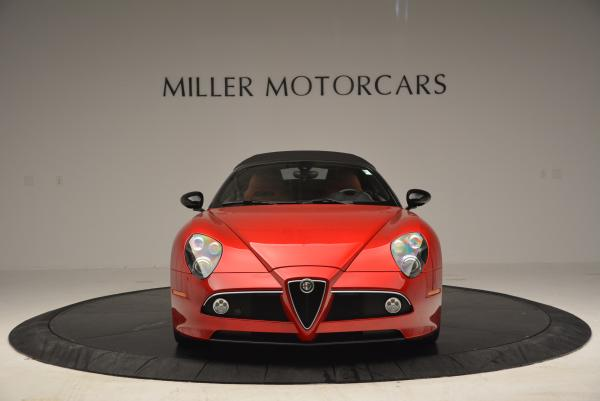 Used 2009 Alfa Romeo 8C Competizione Spider for sale Call for price at Alfa Romeo of Westport in Westport CT 06880 24