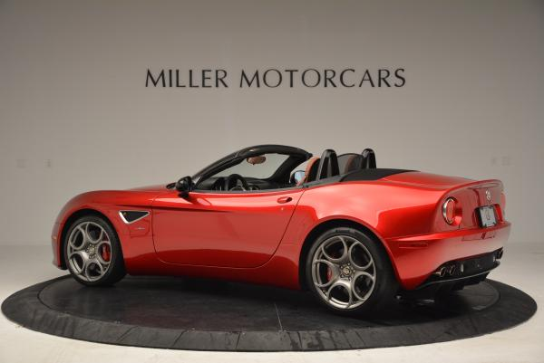 Used 2009 Alfa Romeo 8C Competizione Spider for sale Call for price at Alfa Romeo of Westport in Westport CT 06880 4