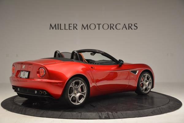 Used 2009 Alfa Romeo 8C Competizione Spider for sale Call for price at Alfa Romeo of Westport in Westport CT 06880 8