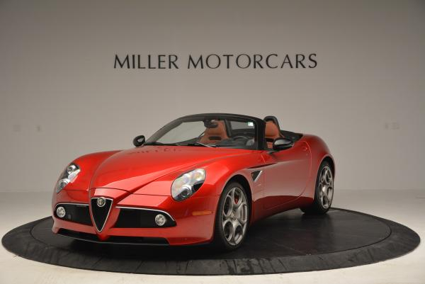 Used 2009 Alfa Romeo 8C Competizione Spider for sale Call for price at Alfa Romeo of Westport in Westport CT 06880 1