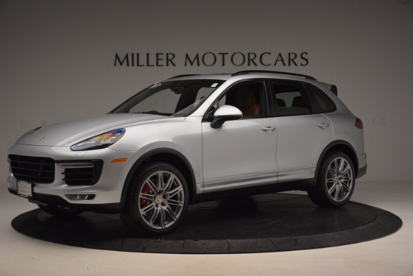 Used 2016 Porsche Cayenne Turbo for sale Sold at Alfa Romeo of Westport in Westport CT 06880 2