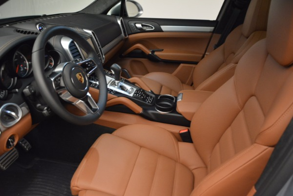 Used 2016 Porsche Cayenne Turbo for sale Sold at Alfa Romeo of Westport in Westport CT 06880 20