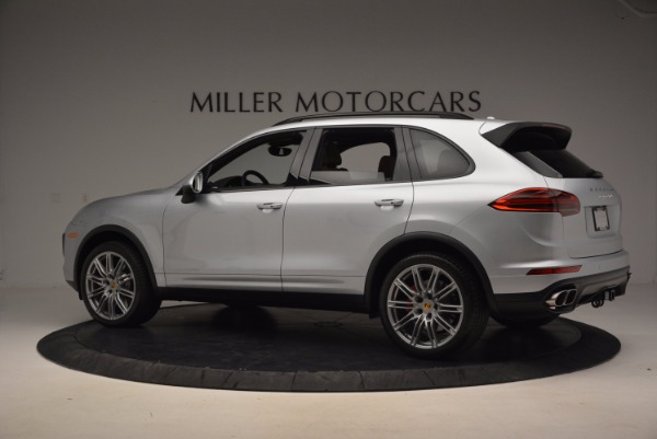 Used 2016 Porsche Cayenne Turbo for sale Sold at Alfa Romeo of Westport in Westport CT 06880 4
