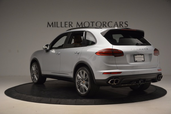 Used 2016 Porsche Cayenne Turbo for sale Sold at Alfa Romeo of Westport in Westport CT 06880 5