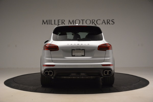 Used 2016 Porsche Cayenne Turbo for sale Sold at Alfa Romeo of Westport in Westport CT 06880 6