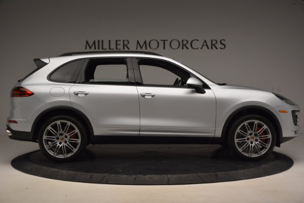 Used 2016 Porsche Cayenne Turbo for sale Sold at Alfa Romeo of Westport in Westport CT 06880 9