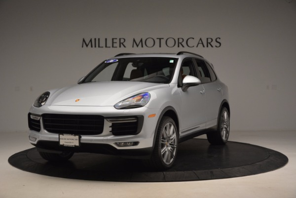 Used 2016 Porsche Cayenne Turbo for sale Sold at Alfa Romeo of Westport in Westport CT 06880 1