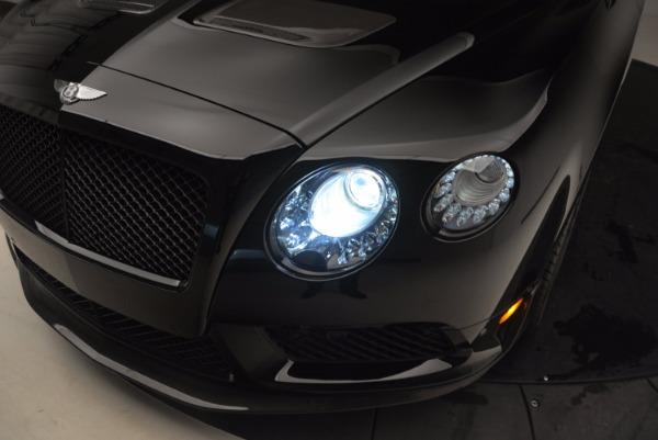 Used 2015 Bentley Continental GT GT3-R for sale Sold at Alfa Romeo of Westport in Westport CT 06880 19
