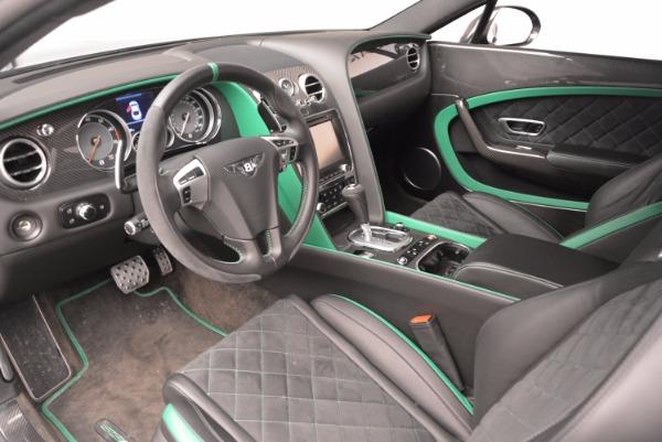 Used 2015 Bentley Continental GT GT3-R for sale Sold at Alfa Romeo of Westport in Westport CT 06880 27