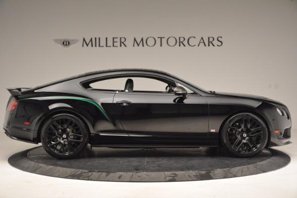 Used 2015 Bentley Continental GT GT3-R for sale Sold at Alfa Romeo of Westport in Westport CT 06880 9