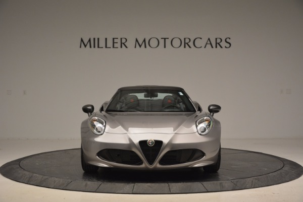 New 2016 Alfa Romeo 4C Spider for sale Sold at Alfa Romeo of Westport in Westport CT 06880 12