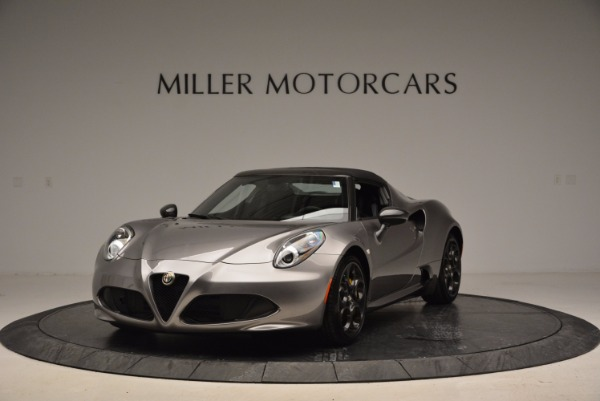New 2016 Alfa Romeo 4C Spider for sale Sold at Alfa Romeo of Westport in Westport CT 06880 13