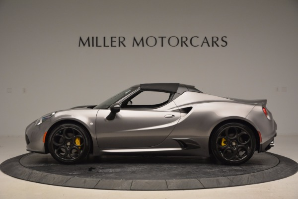 New 2016 Alfa Romeo 4C Spider for sale Sold at Alfa Romeo of Westport in Westport CT 06880 15